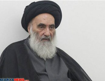 Sistani refuses to meet Khamenei's representative