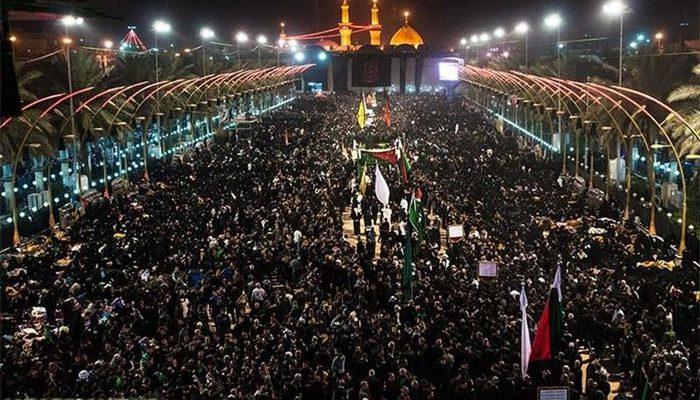Labbaik Ya Hussein….Largest gathering on Earth renew allegiance pledge to Al-Imam Al-Hussein