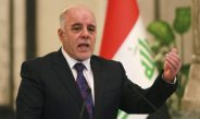 Abadi announces full liberation of borders with Syria from IS militants
