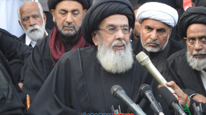 Agha Hamid Moosavi, Pakistan