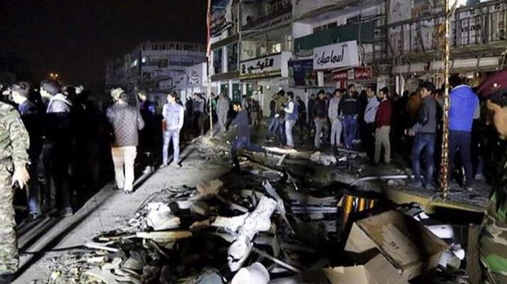 Bomb attack injures several pilgrims of Imam al-Kadhim (PBUH) in Baghdad