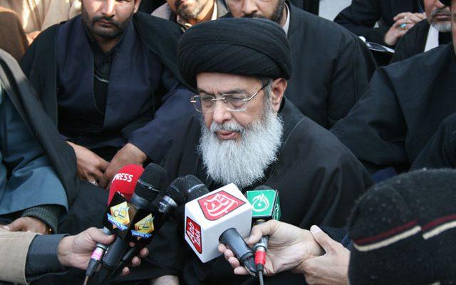 Pakistani Shiites spiritual leader, Agha Hamid Moosavi