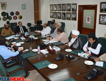 Islamabad: TNFJ delegation meets Interior Minister for Shia Problems