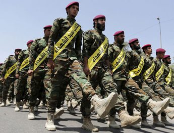 Hashad as-Shaabi fighters